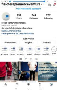 Instagram storises perfil